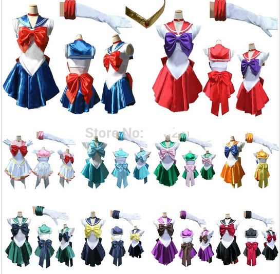 how to make a sailor moon costume easy
