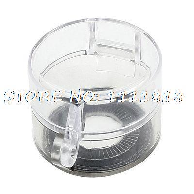 22mm Threaded Dia Plastic Waterproof Dust Resistance Switch Cover Guard(China (Mainland))