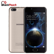 Buy Doogee Shoot 2 Dual camera Smartphone 5.0 Inch HD IPS MTK6580 Quad Core Android 7.0 Dual SIM 2GB RAM 16GB ROM 5MP Cam 3360mAh for $69.51 in AliExpress store