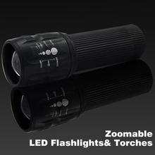 50% off flashlight Lanterna de led linternas Torch 2000 lumen Zoomable lamp mini LED Flashlight tatica light lantern bike light