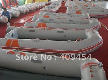 inflatable boat,Tear strength: Warp-527N  Weft-323.8N without shipping