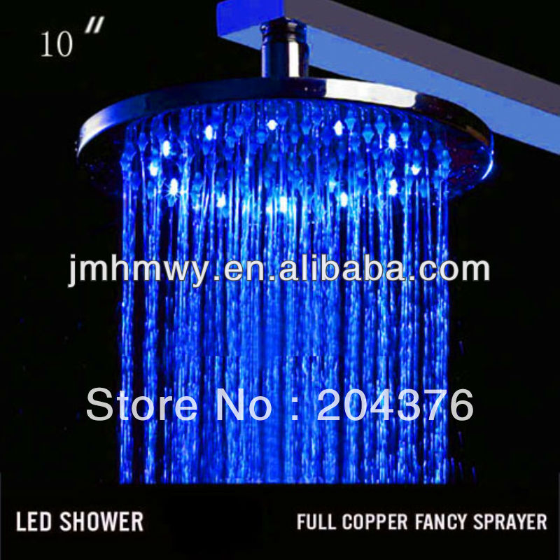 unique light in the box wall mount saving water shower head,shower enclosure parts(China (Mainland))