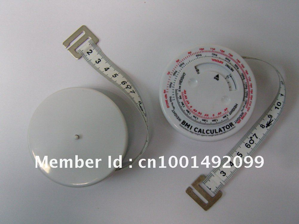bmi body tape bmi measure caliper in tape measures from industry business on. Black Bedroom Furniture Sets. Home Design Ideas