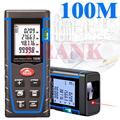 rangefinder digital laser rangefinder distance meter 40 M 60M 80 100M tape measure device ruler Angle