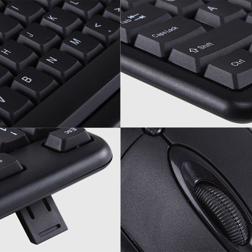 Gaming Keyboard Mouse Combos Wired USB Mechanical Touch Smart keyboard+ Crack Gamer Mouse for PC