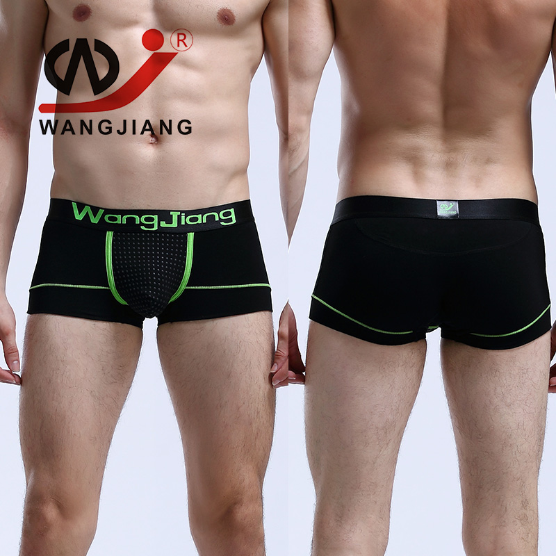 Gay Underwear Calzoncillos Hombre Boxer Marca Gay Men Underwear Cueca String Homme Cotton Short Homme Sexy Boxer Shorts For Men(China (Mainland))