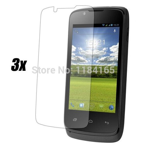 Защитная пленка для мобильных телефонов 3pcs/fly IQ436 чехол для для мобильных телефонов bida 3 fly iq456 2 for fly iq456 era life 2