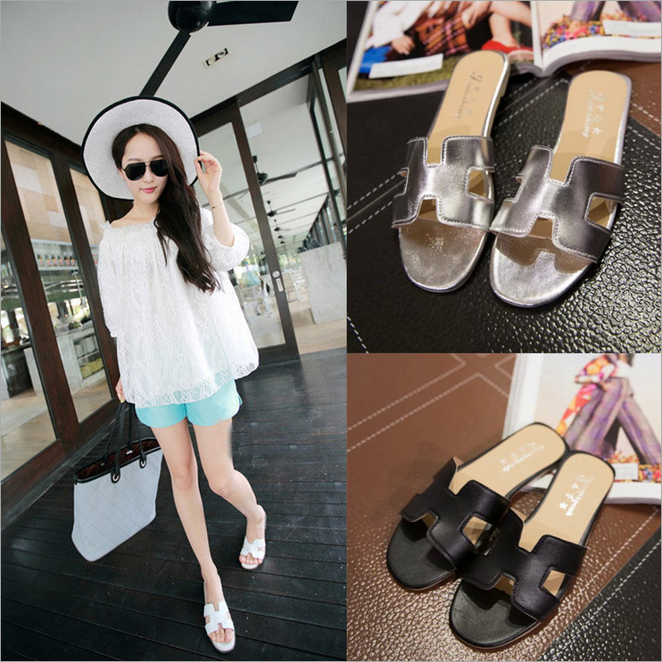 Hot Sales summer styles women sandals 2015 female channel rhinestone comfortable flats gladiator sandals party wedding shoes(China (Mainland))