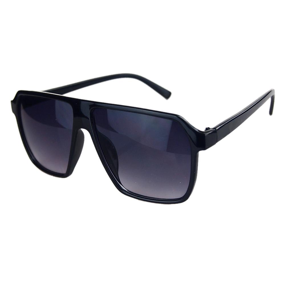 Vintage Retro Fashion Style Thick Big Frame Color lenses Women/Men COOL Party Large Eyeglasses sunglasses UV400 glasses YJ0191(China (Mainland))