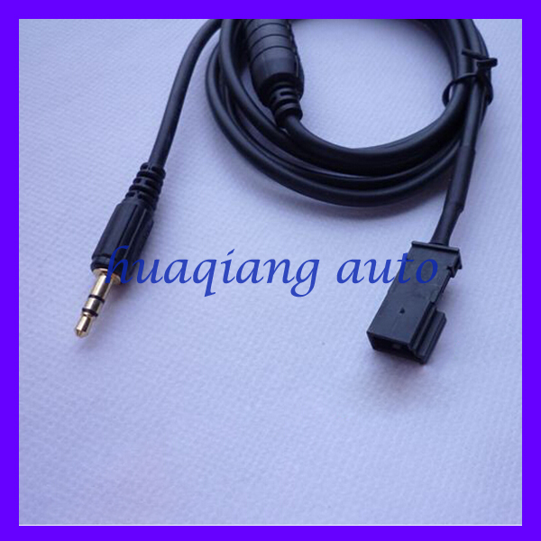 buy aux cable 3 5mm audio adapter for bmw. Black Bedroom Furniture Sets. Home Design Ideas
