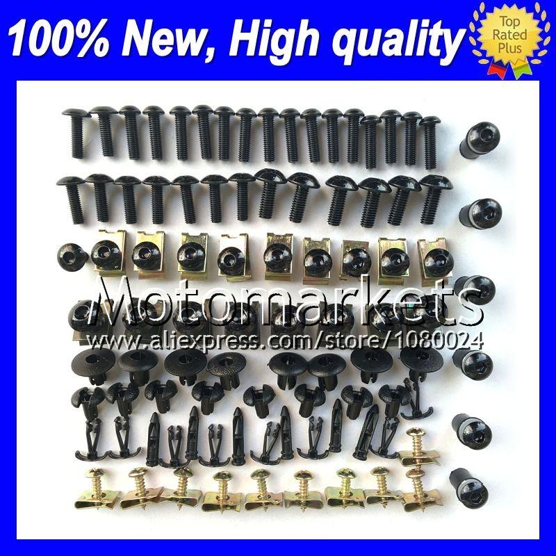 Fairing bolts full screw kit MV Agusta F4 750 1000R 312 1078 1+1 MA R312 750S 1000 R 05 06 2005 2006 1F145 Nuts bolt screws  -  Motomarkets store