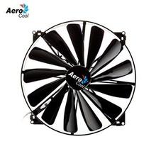 Aerocool Dark Force 200mm Fan Computer Case Cooling Fan 200mm 12V 3 Pin & 4 Pin Computer Fan 200 mm