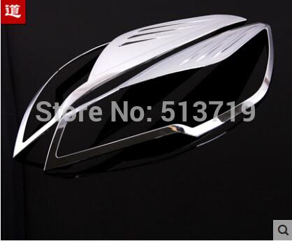 Automobile car stickers car Lamp decorative frame accessories for FORD kuga 1set 2pcs<br><br>Aliexpress