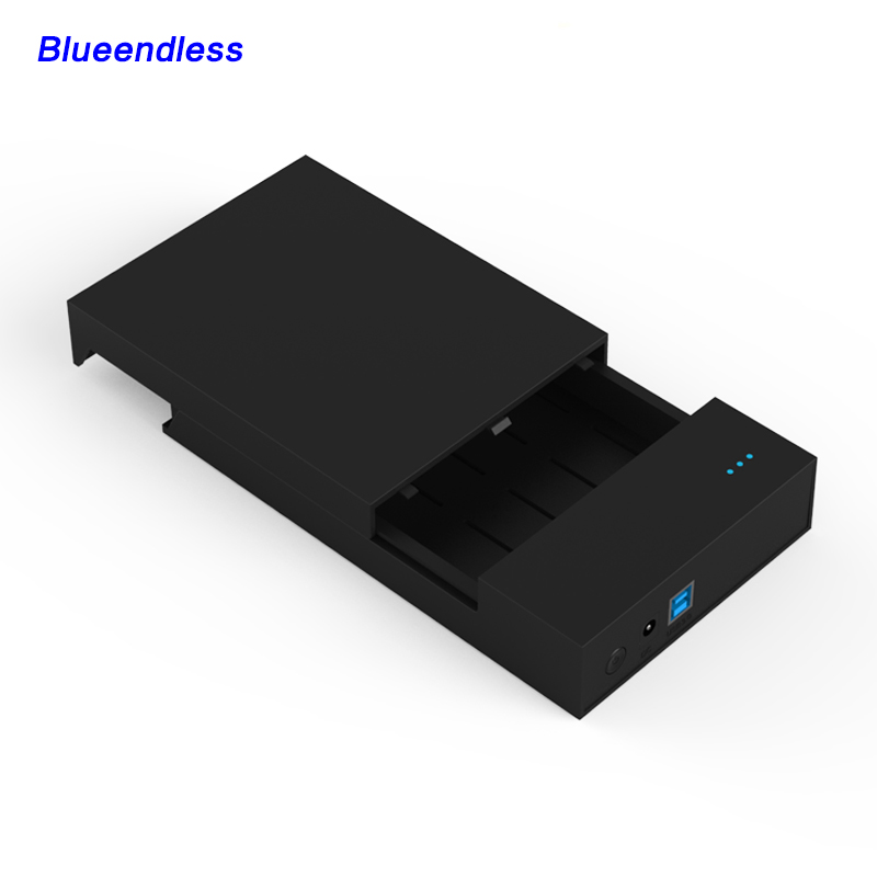 New ssd case hdd bay case 2.5 usb 3.0 1tb hard disk carcasa disco duro 2.5 externo 2.5 hdd case usb 3.0 Caddy &Housing Cover(China (Mainland))