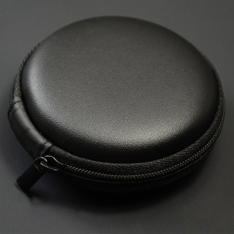 Earphone Headphone Bag Case Storage Pouch Carrying Hard Hold(China (Mainland))
