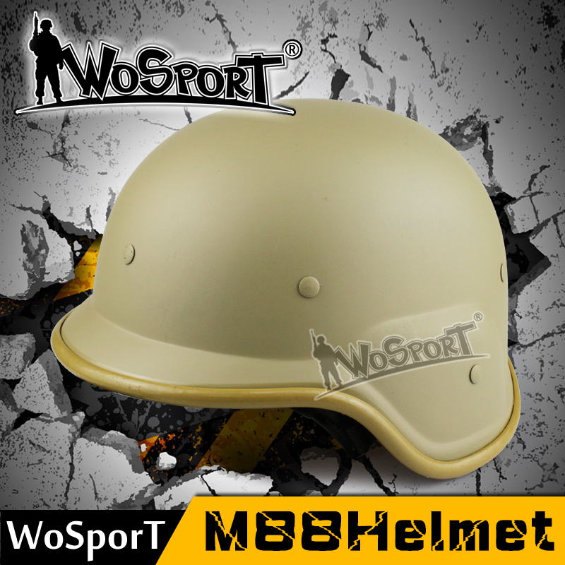 WoSporT Tactical Classic US SWAT M88 Army Helmet Airsoft PASGT Kevlar Swat Safe Helmet For Paintball CS Wargame Hunting Military(China (Mainland))
