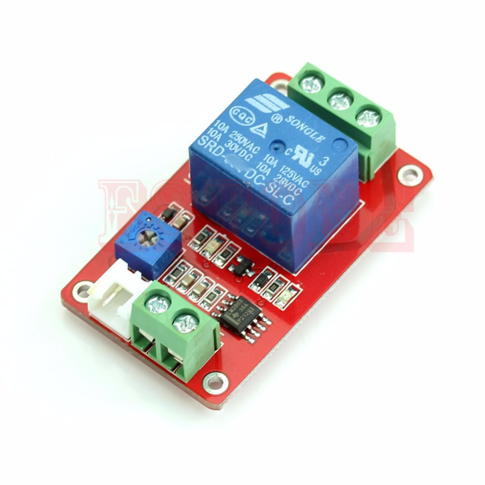 Dc 5v Control Switch 1 Channel Thermistor Relay Sensor Temperature Digital Stopwatch 060sec Circuit Aeproduct