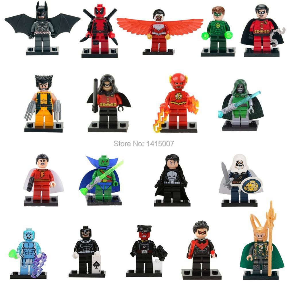 Детское лего Decool , Minifigures 18pcs 0116-0121,0128-0133,0169-0174 детское лего decool 801 806 6pcs 801 806