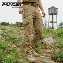 Free shipping Urban Tactical Pants Mens Military Combat Assault Outdoor Sport SWAT Training Army Trousers YKK zipper