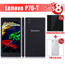 "in stock lenovo P70-t P70 P70T MTK6732 Quad Core 5.0 ""1280 x720 IPS screen 1GB RAM 8GB ROM Android4.4 4000mAh 13.0MP GSM A(China (Mainland))"