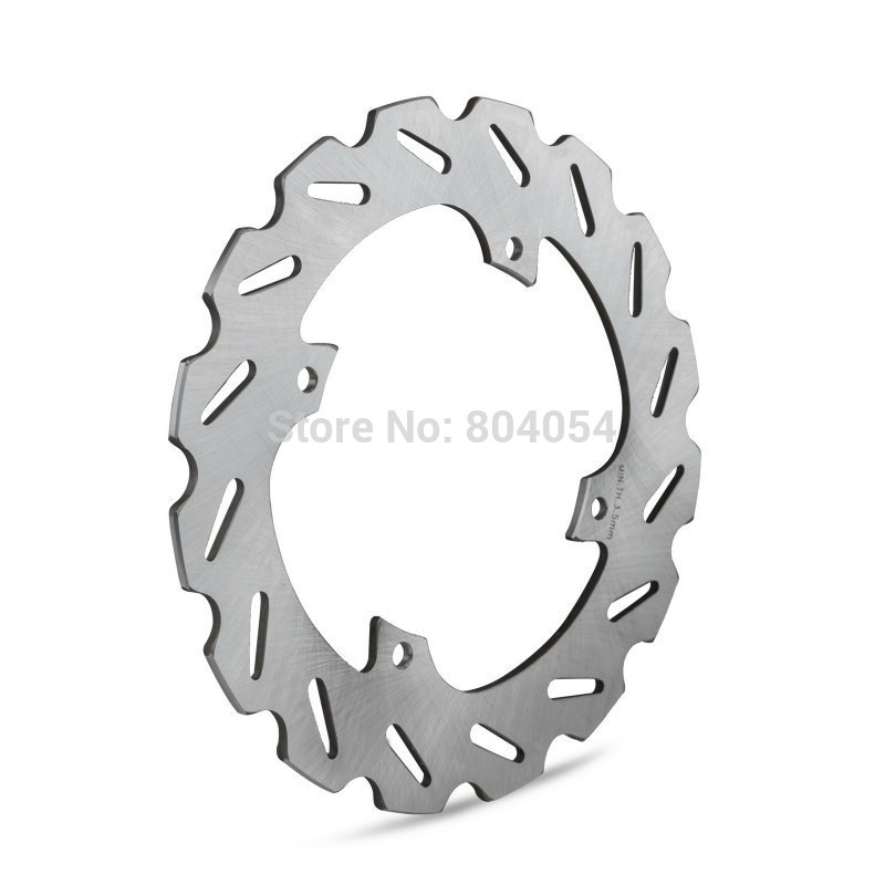 Wave Rear Brake Disc Rotor For KTM SX 85 2011-2014 SX 85 19/16 Wheel 2013-2014(China (Mainland))