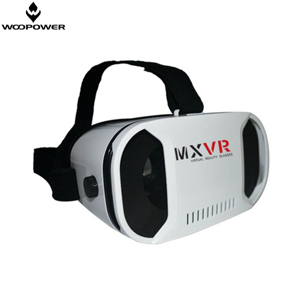 MXVR Version Virtual Reality 3D Video Glasses Movie Glasses 3D Mobile Phone Game Glasses Support Android & IOS & PC(China (Mainland))