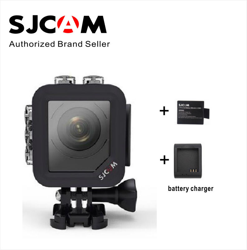 Original SJCAM M10 action camera full HD1080p 12.0MP HD Camera 1.5 inch LCD 170 degree Wide Angle+extra battery+battery charger(China (Mainland))