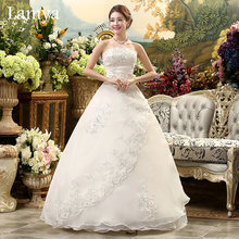 Real Photo Customized Princess Lace Wedding Dress 2016 Vintage Plus Size Wedding Dresses Bridal Gowns vestido de noiva WD2088(China (Mainland))
