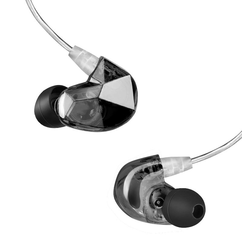 Гаджет  New Original VSONIC VSD5 Professional  Noise - isolation HIFI  Earphones Earbuds Headphone None Бытовая электроника