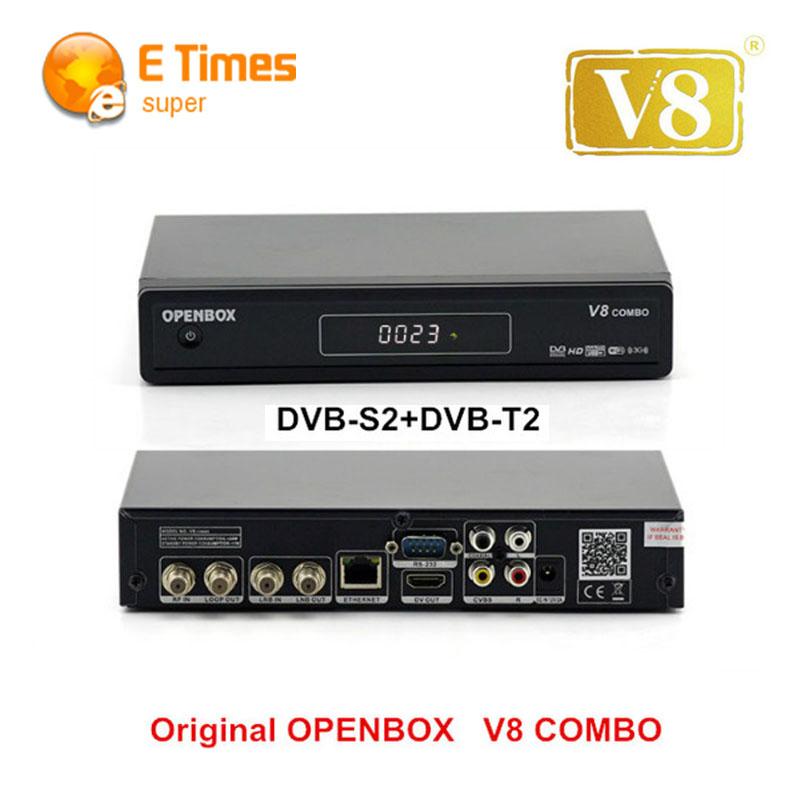 FREESAT v8 combo dvb-s2 dvb-t2 hd satellite tv receiver Media Player Support Cccamd Newcamd Youtube Youporn Google Map HD TV Box(China (Mainland))