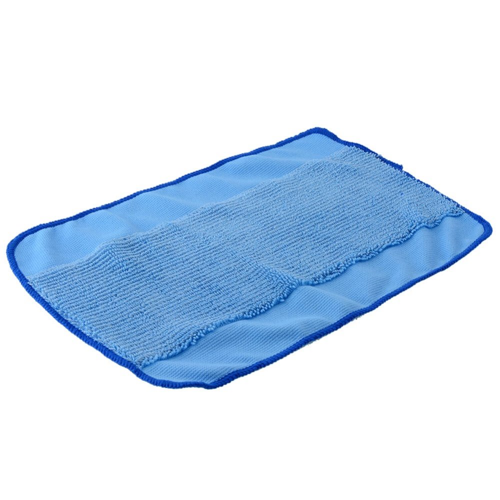 5 pieces Washable Reusable Microfiber Mopping Cloths for iRobot Braava 380t 320 Mint 5200 Robotic Home Essential(China (Mainland))