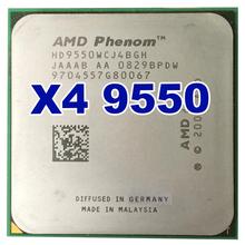 Buy Original AMD CPU Phenom X4 9550 processor 2.2G AM2+ 940 Pin Quad CORE / 2MB L2 Cache 95w for $14.59 in AliExpress store