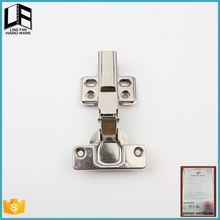 furniture parts soft closing hinges for cabinet, hydraulic door closer hinge,Adjustable Hydraulic Cabinet stainless steel Hinge(China (Mainland))