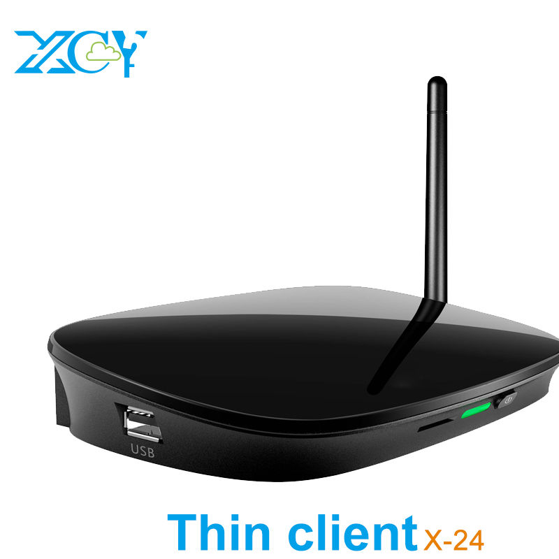 XCY X-23 Embedded linux 2.6 OS ARM-A9 Dual Core 1Ghz Ncomputing cloud terminal pc share RDP 7.1 Protocol(China (Mainland))