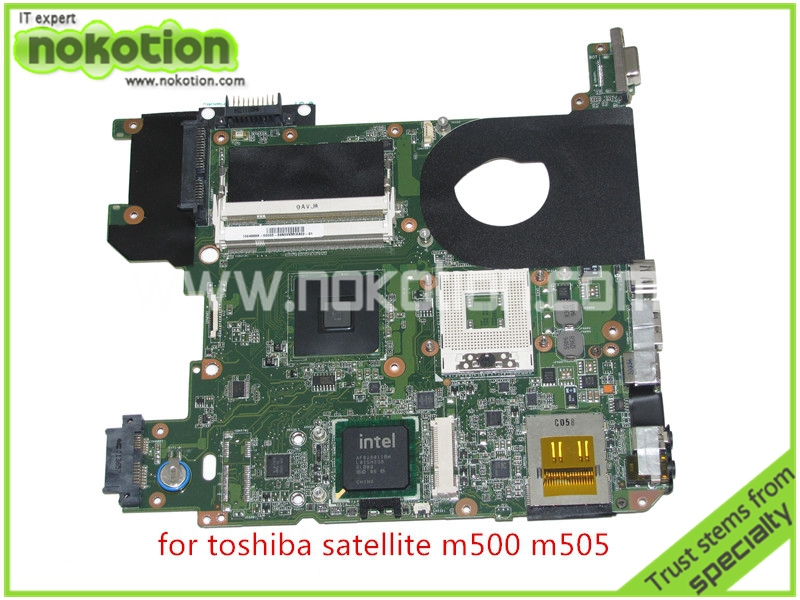 laptop motherboard for toshiba satellite M500 M505 H000018560 GM45 DDR3(China (Mainland))