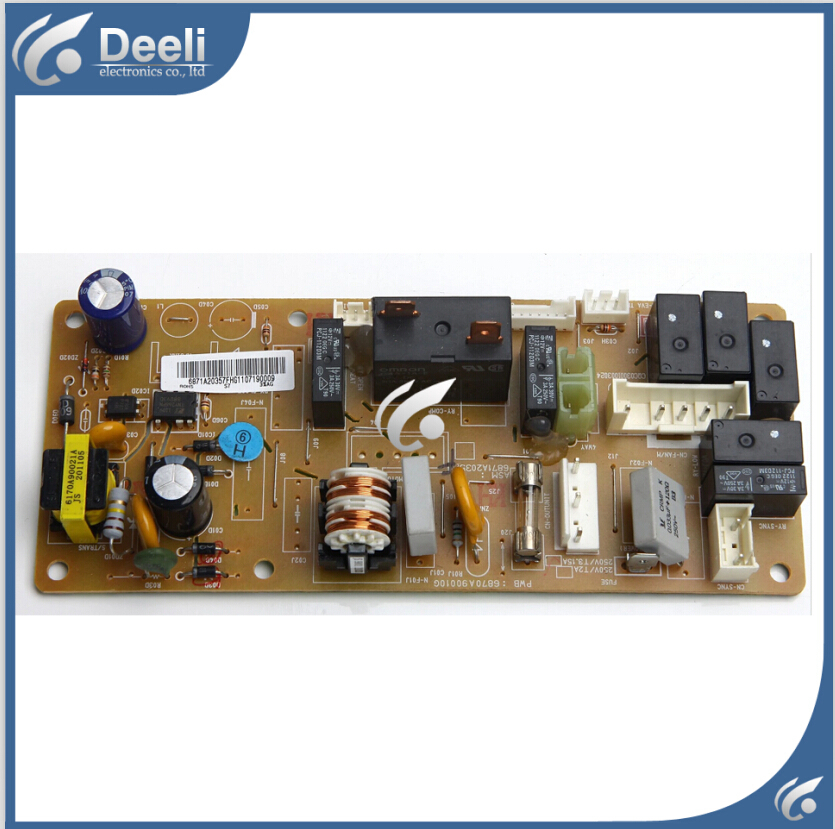 Free shipping 100% tested for Panasonic air conditioning motherboard 6870A90010B 6871A20056 control board sale<br><br>Aliexpress