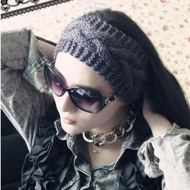 2 износ путей женщины мода шляпа осень зима свободного покроя теплые вязаные шапочки ...