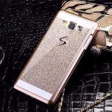 Coque Samsung J5 2016 Case Luxury Glitter Plastic Cover Shinning Bling Crystal Fundas Galaxy J3 J7 - WALWORTHS Co.,Ltd store