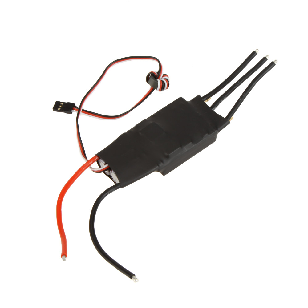 GoolRC 80A Brushless ESC Water Cooling Electric Speed Controller with 5V/5A SBEC for RC Boat Model(China (Mainland))