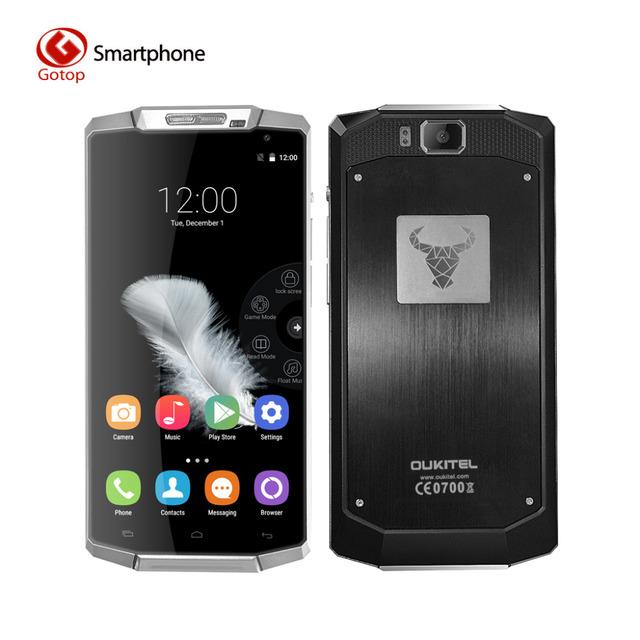 Оригинальный 10000 мАч Батарея супер-большой емкости Oukitel K10000 смартфон Android 5.1 Lollipop 5.5 дюйма 720P 4G 13МП камера