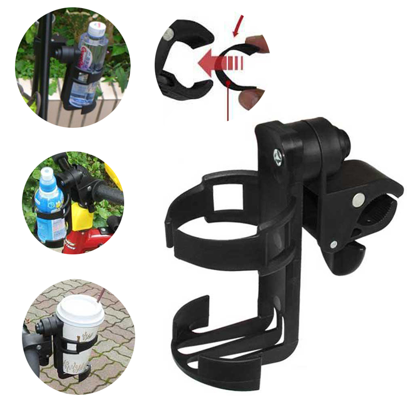 Hot Baby stroller accessories baby bottles rack for baby cup holder trolley child car bicycle quick release water bottle holder(China (Mainland))