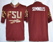 100% Stitiched,high quality,Florida State Seminoles,FSU,#Deion Sanders,#5 Jameis Winston,#80 Rashad Greene(China (Mainland))