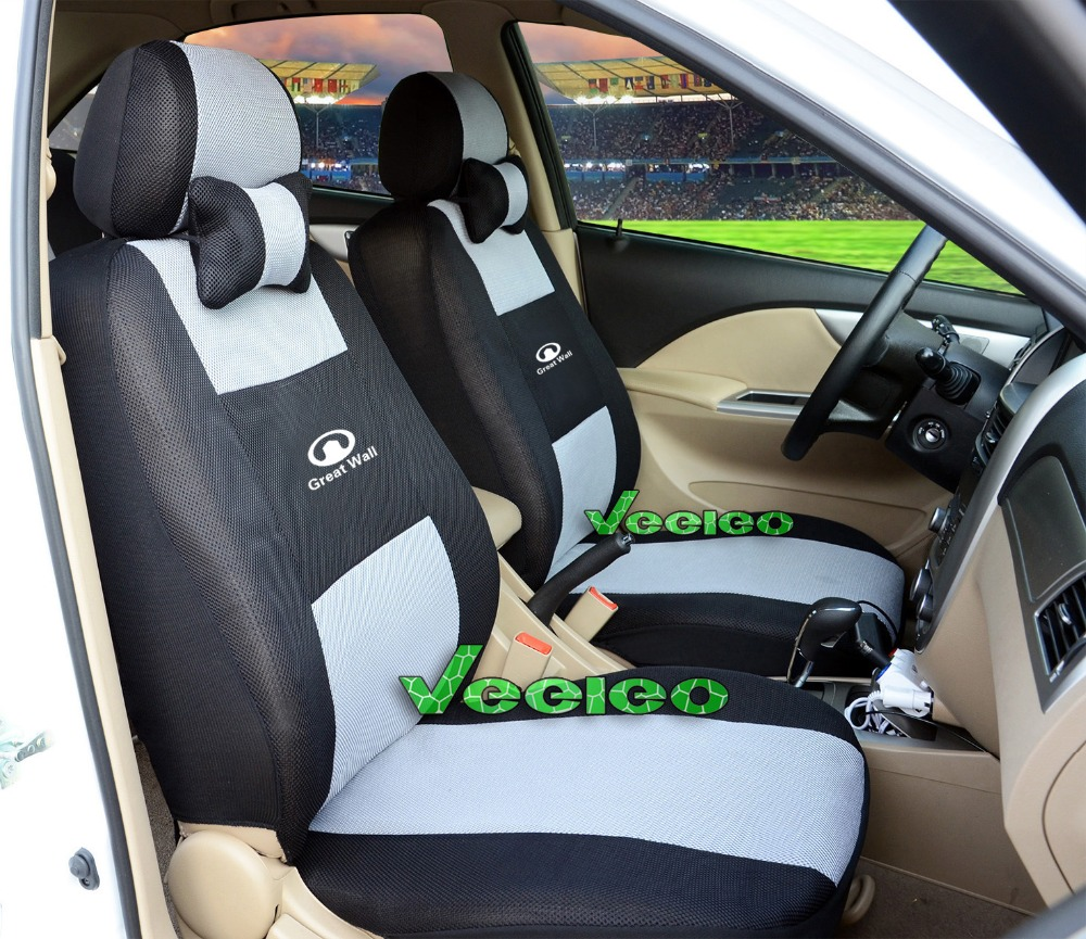 Free Shipping+Generic car version Seat Cover For Great wall hover h3 h5 h6 m4 wingle With Thickening Sandwich Meterial+Logo<br><br>Aliexpress