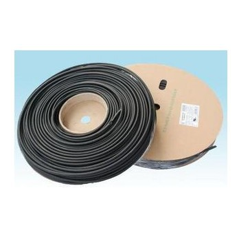 wholesale and retail! 12MM  Heat shrinkable tube  heat shrink tubing Insulation casing 100m  a reel(China (Mainland))