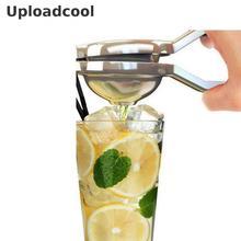 Uploadcool _ Stainless steel press lemon lime orange juicer Citrus juicer juicer kitchen bar Food Processor Gadget Cuisine
