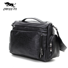CROSS OX 2016 Autumn New Arrival Messenger Bags For Men Shoulder Bag Business Casual Men's Bag Satchel Travel Bag SL381M(China (Mainland))