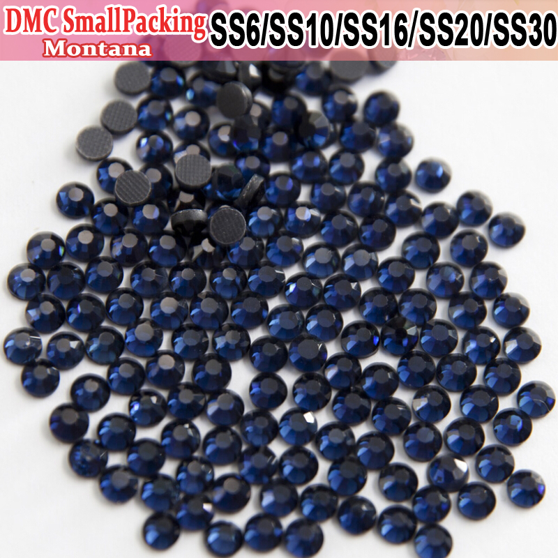 Iron On Transfers Wholesale Strass Hot Fix All Size Montana Colors Stones 1440pcs 288pcs HotFix Rhinestones(China (Mainland))