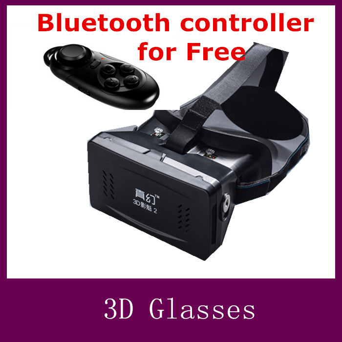 3D-очки 3D Glasses II RITECH VR Google 3.5/6/+ Bluetooth