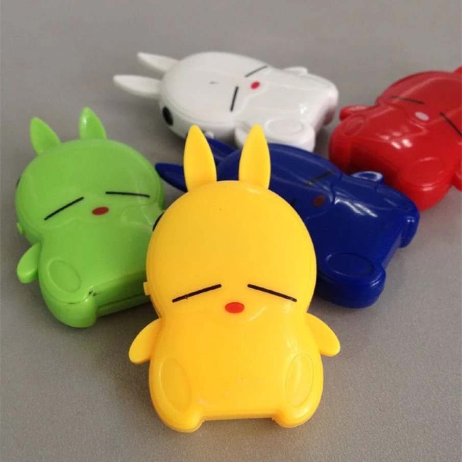 Wholesale Quality Media Cute Rabbit MP3 Music Player with TF Card Slot for leisure (no accessories)(China (Mainland))