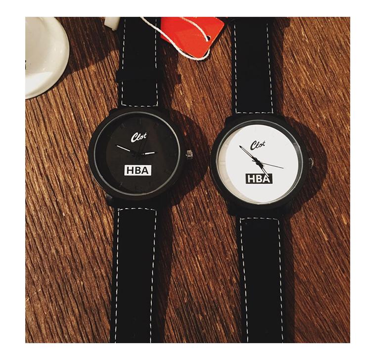 HTB1FcSwIpXXXXbyXFXXq6xXFXXXk - Zegarek sportowy HBA dwa kolory